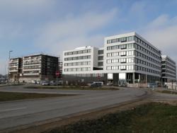 Audi in Campus, Ingolstadt