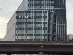 Daimler P120, Stuttgart